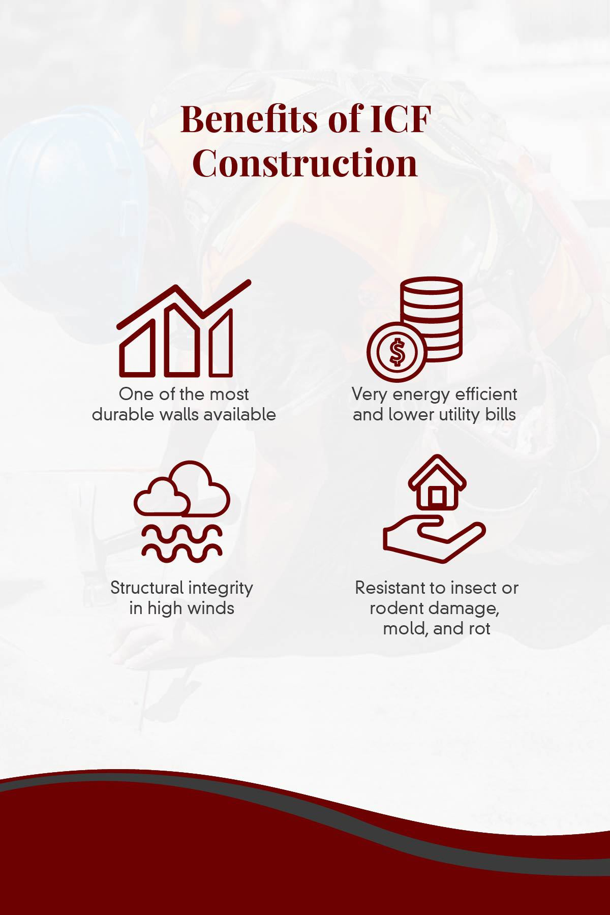 Benefits of ICF Construction