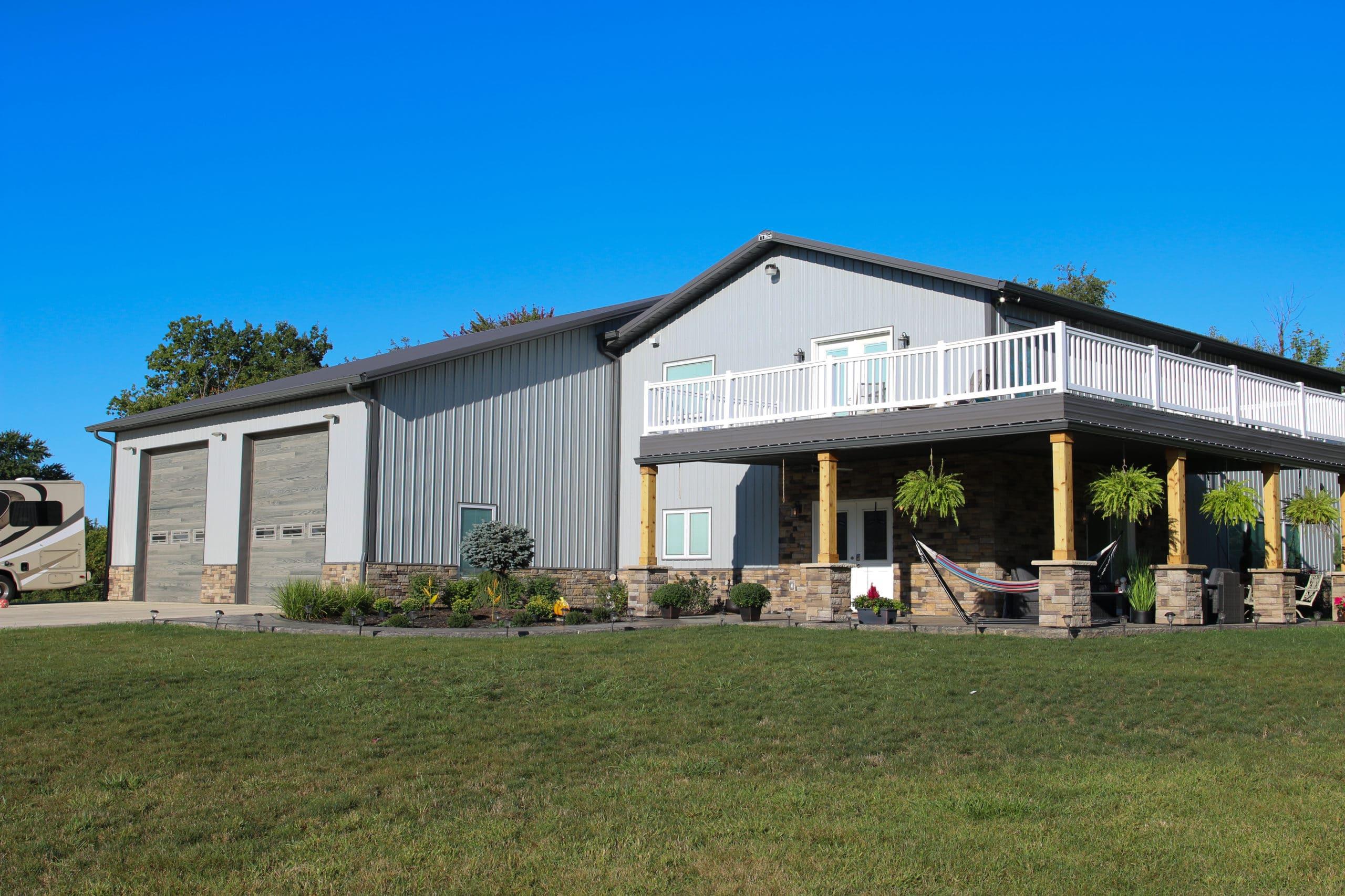 Pole Barn Home in Kokomo, IN