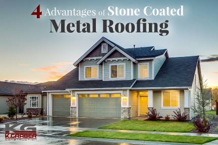 stone coated metal roofing advantages