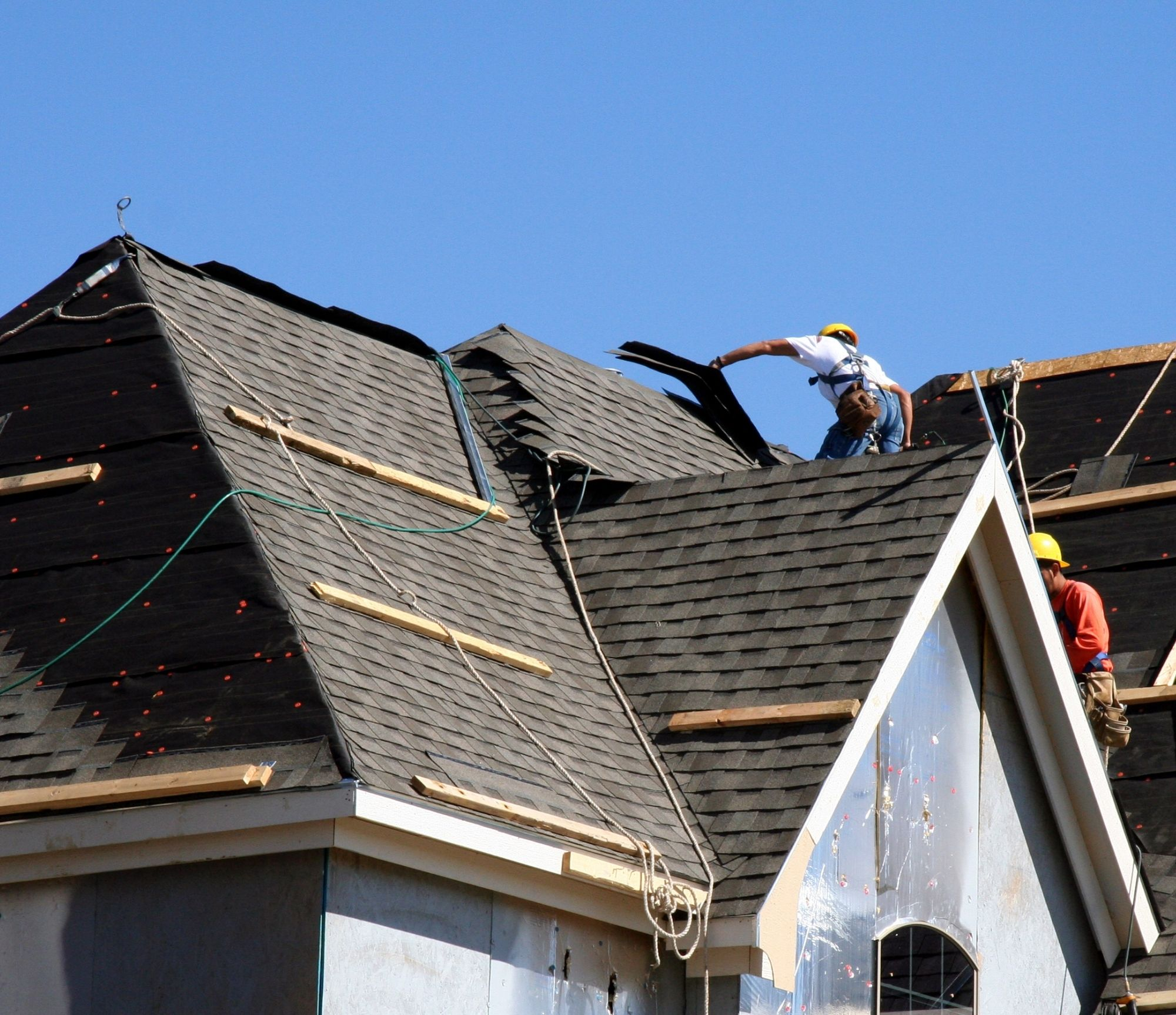 Roof pitch affects the cost of a roof