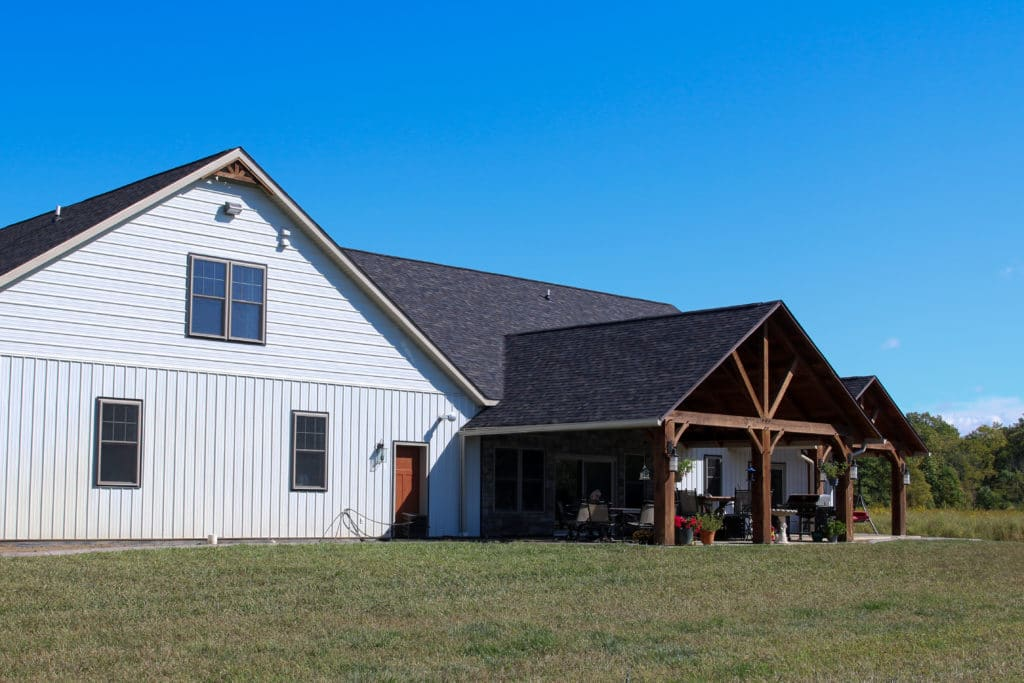Pole Barn Homes Post Frame, Can You Build A Pole Barn House With Basement