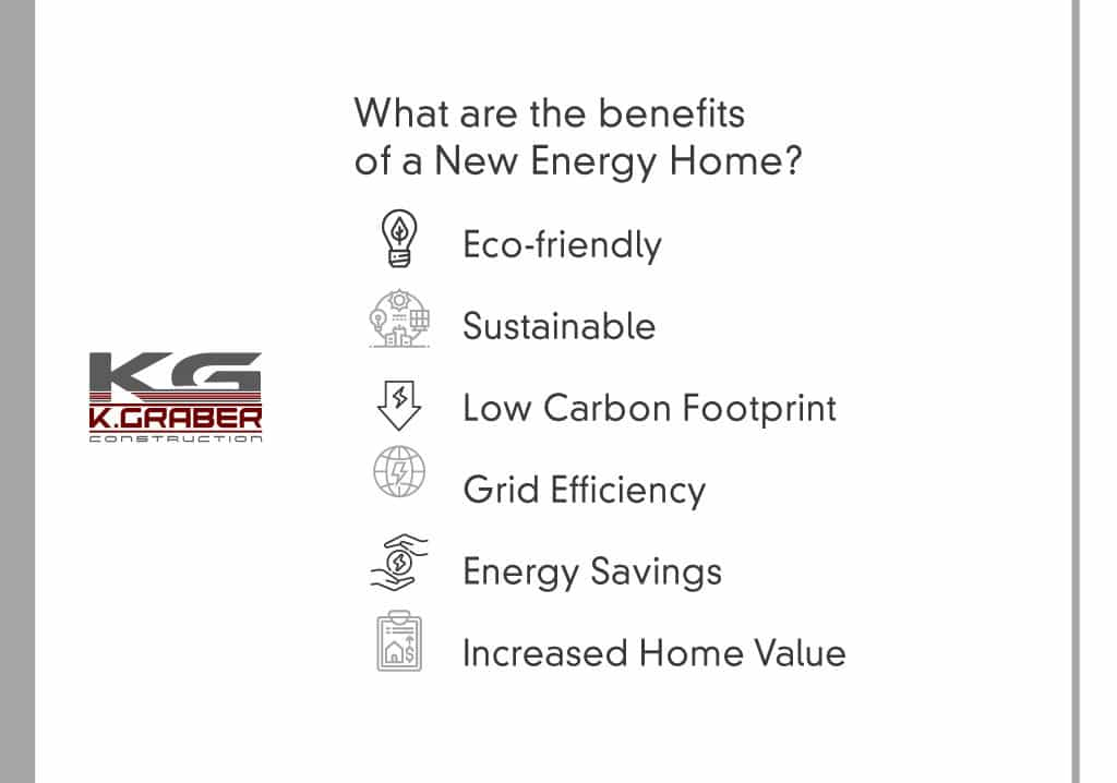 benefits of new energy home