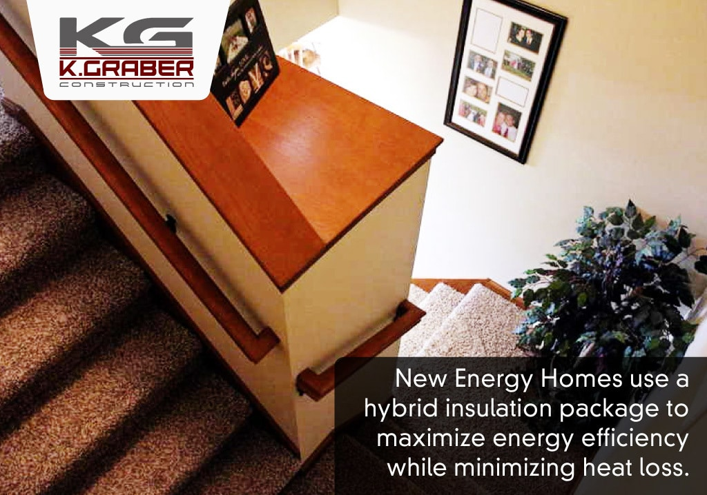 hybrid insulation packages maximize energy efficiency