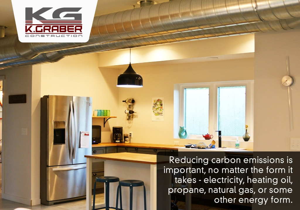 new energy homes reduce carbon emissions