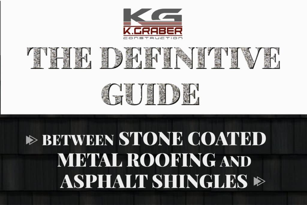 aesthetics of stone coated metal roofing