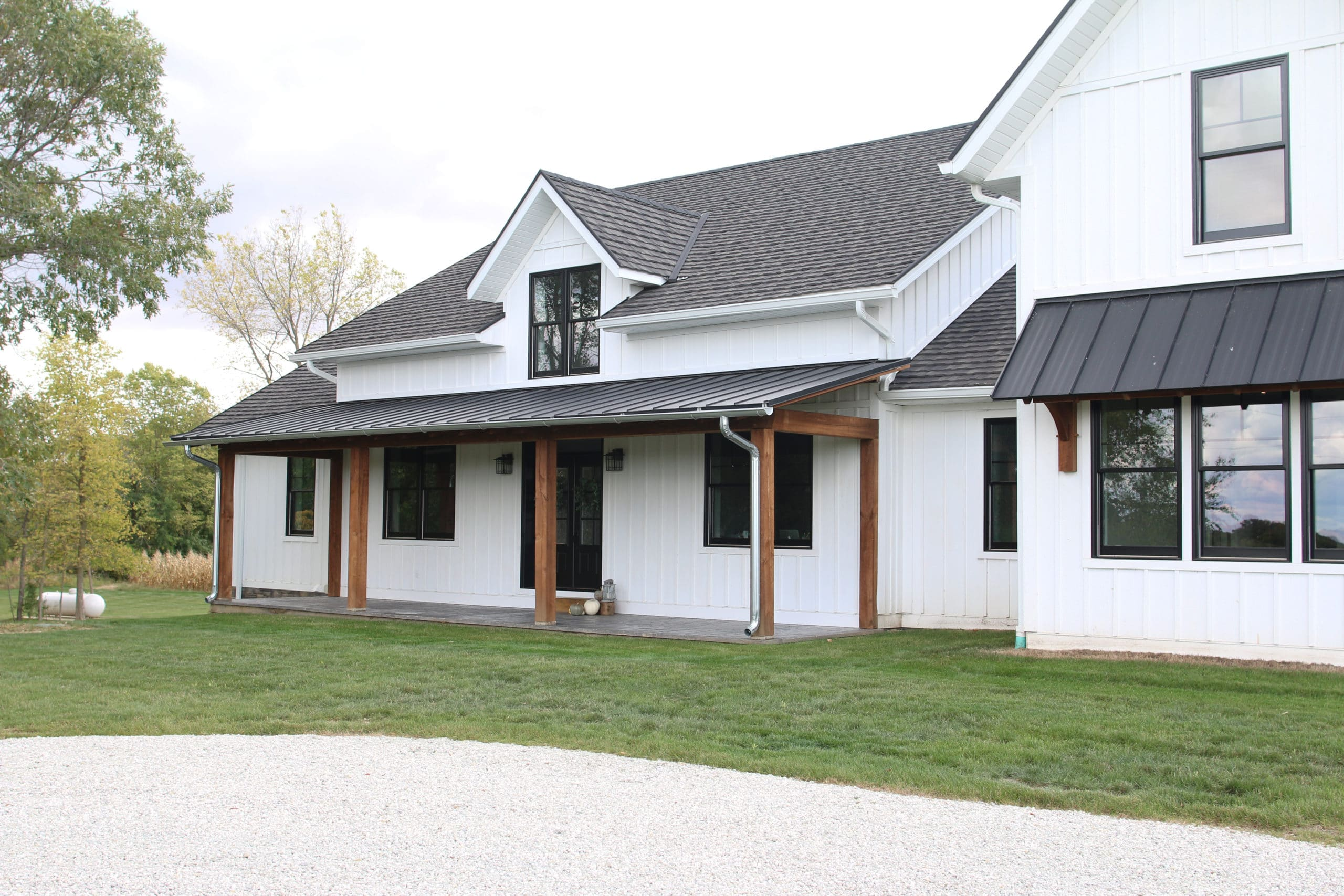 ICF Construction in Miami County, Indiana