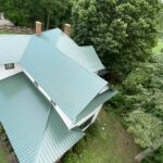 metal roof in lucerne